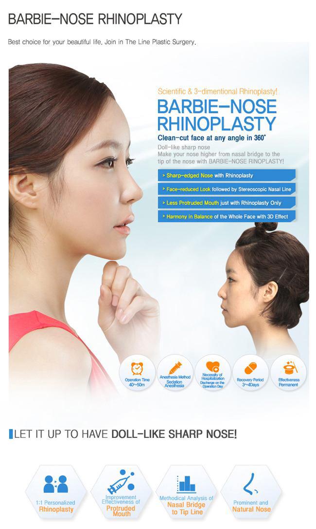 Nose Surgery In Korea