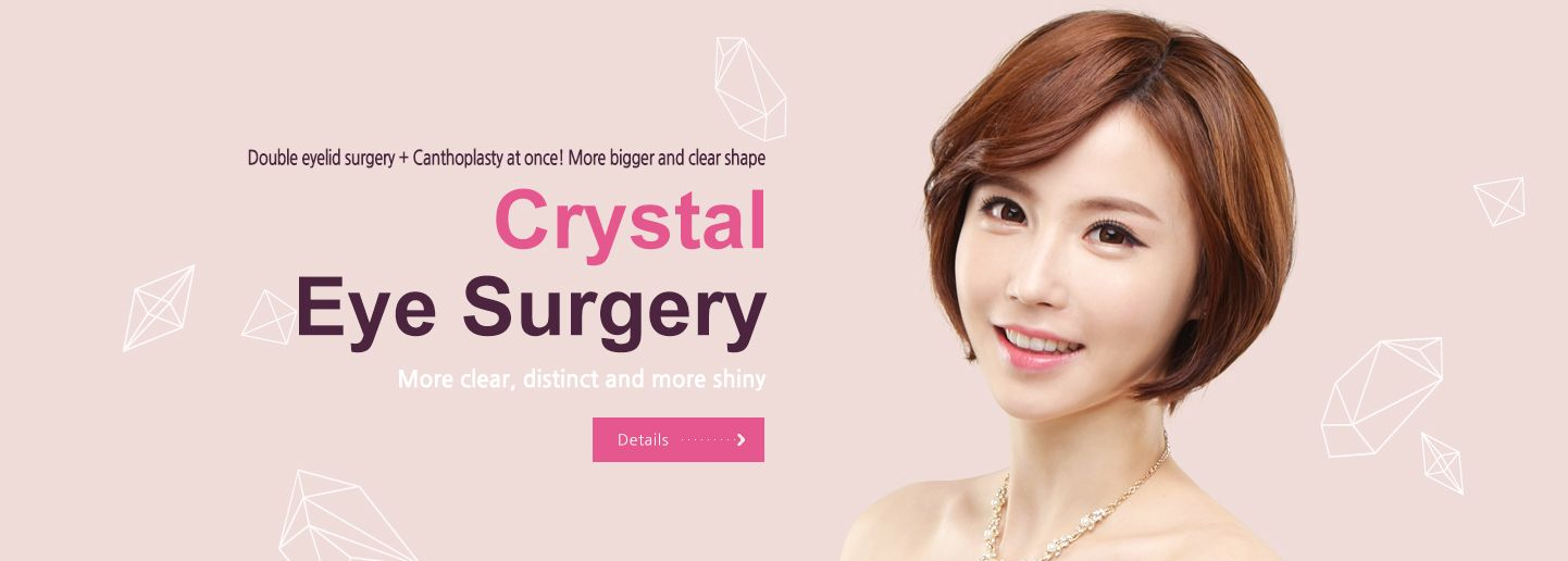 Crystal Eye Surgery in Korea