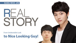 Real Story of Kang, Woo Jin