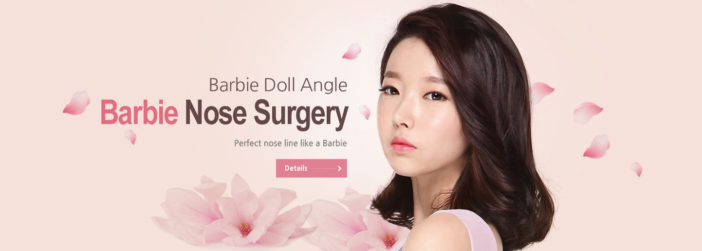 Barbie Nose Surgery