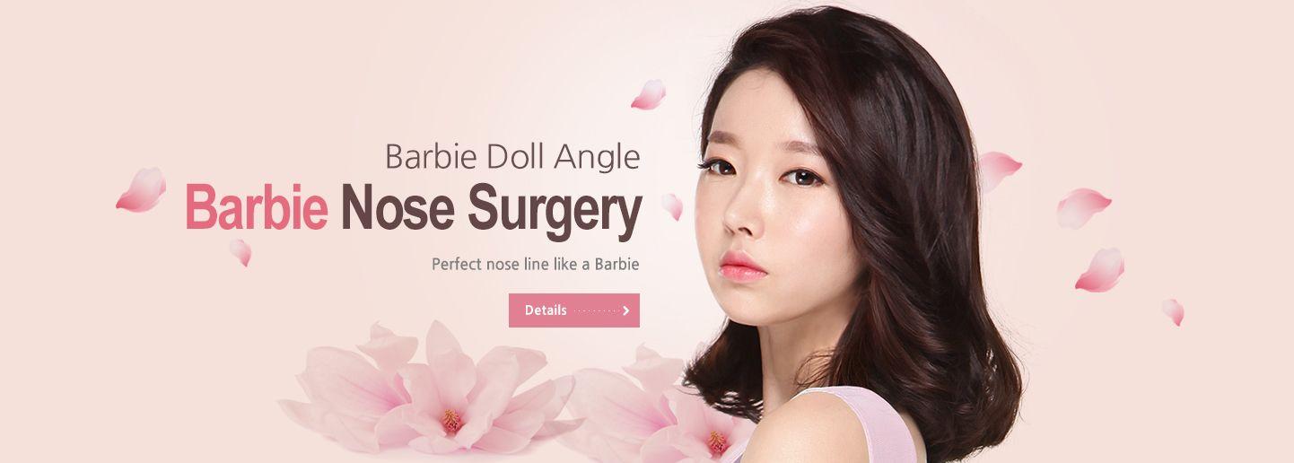 Barbie Nose Surgery