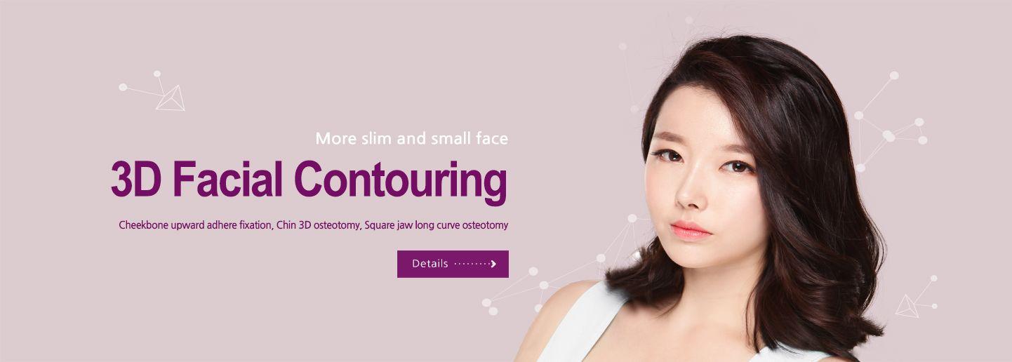 3D Facial Contouring Surgery